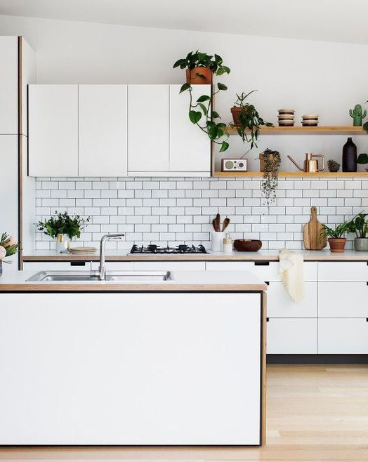 Choosing Tiles For A Scandinavian Style Kitchen Top To Toe Decor